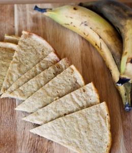 plantain-socca